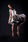 Vestido de las costuras de Haute Fotos de archivo
