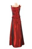 Vestido de noite Foto de Stock Royalty Free