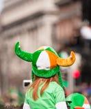 Vestido do dia do St Patrick Foto de Stock