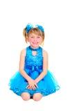 Vestido do salão de baile Foto de Stock Royalty Free