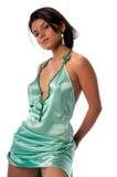 Vestido 'sexy' imagens de stock royalty free