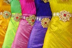 Vestido tailandês Imagens de Stock