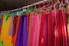 Vestido tailandês da cultura foto de stock royalty free