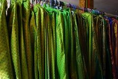 Vestido tailandês da cultura fotos de stock royalty free