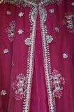 Vestido tradicional em Nepal Fotos de Stock Royalty Free