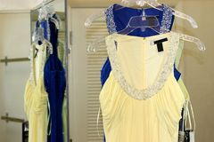 Vestidos Fotografia de Stock Royalty Free