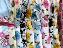 Vestidos Imagem de Stock Royalty Free