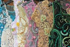 Vestidos coloridos Fotografia de Stock