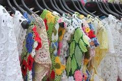 Vestidos coloridos Imagens de Stock