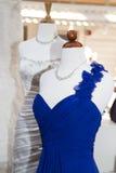 Vestidos das mulheres imagens de stock royalty free