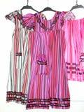 Vestidos zambianos Foto de Stock