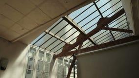 """Vestigend schoten van Sacre CÅ """"ur in Parijs, Frankrijk stock videobeelden"""