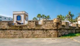 Vesting Skala in Casablanca, Marokko Royalty-vrije Stock Afbeelding