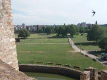 Vesting Smederevo Royalty-vrije Stock Foto's
