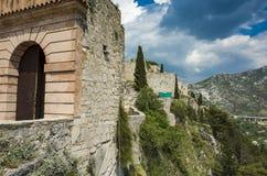 Vesting van Klis buiten stad van Spleet in Dalmatië Kroatië Royalty-vrije Stock Foto