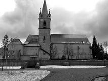 Vestingskerk Stock Foto