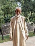 Vestir tribal muçulmano do homem Imagem de Stock