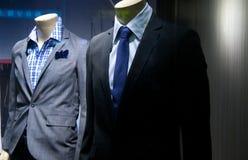 Vestiti da vendere Fotografie Stock