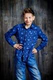 Vestiti dei bambini Fotografia Stock