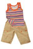 Vestiti dei bambini Fotografia Stock Libera da Diritti