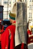 Vestiti dell'ottomano Immagini Stock Libere da Diritti