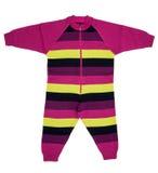 Vestiti della lana del bambino Fotografie Stock Libere da Diritti