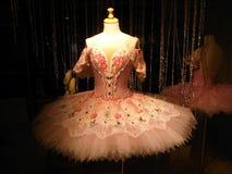 Vestiti di dancing di balletto Immagini Stock Libere da Diritti