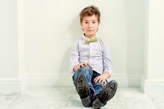 Vestiti eleganti classici Immagine Stock Libera da Diritti