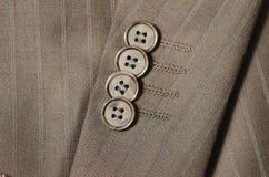 Vestito adattato dell'italiano Fotografia Stock