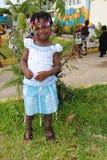 Vestito africano Fotografie Stock Libere da Diritti