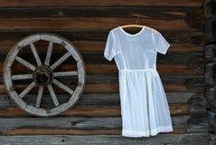 Vestito d'annata Immagine Stock