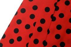 Vestito da flamenco Fotografia Stock