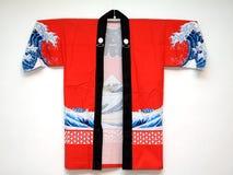 Vestito dal giapponese fotografie stock