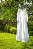 Vestito dall'annata Fotografia Stock