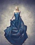 Vestito dalla principessa immagine stock