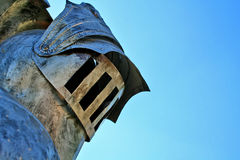 Vestito dell'armatura Fotografia Stock Libera da Diritti