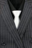 Vestito dell'uomo del gangster Fotografia Stock
