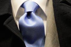 Vestito dell'uomo di affari Fotografie Stock Libere da Diritti