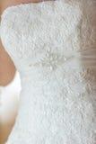 Vestito della sposa Immagini Stock