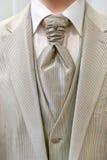 Vestito di cerimonia nuziale immagini stock libere da diritti
