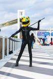 Vestito di cosplay Fotografia Stock Libera da Diritti