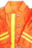 Vestito di estinzione di incendio Fotografia Stock
