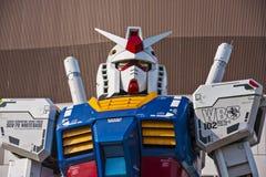Vestito di Gundam Fotografia Stock