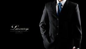 Vestito di lusso Fotografia Stock