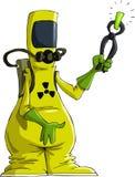 Vestito di radiazione Fotografie Stock Libere da Diritti