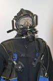 Vestito di tuffo dello scuba Fotografia Stock