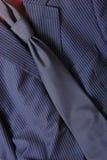Vestito e legame Fotografie Stock