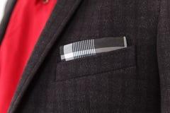 Vestito elegante ed alla moda Affare, scollatura, classica, eleganza Fotografia Stock Libera da Diritti