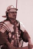 Vestito giordano dagli uomini come soldato romano Immagini Stock Libere da Diritti