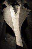 Vestito moderno dell'uomo di affari con il legame Fotografia Stock